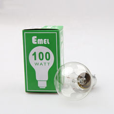 Frosted Incandescent Edison Bulbs , Normal 60 Watt Incandescent Light Bulbs